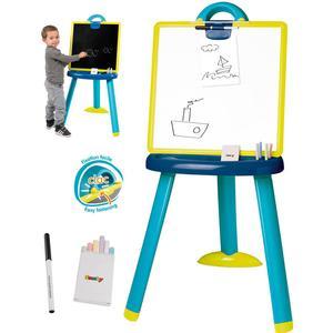 Smoby Mal- und Kreativtafel (Blau) [Kinderspielzeug]